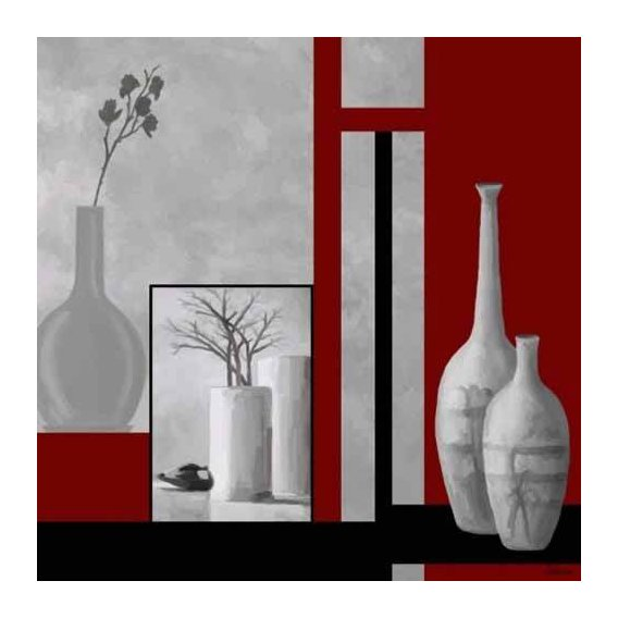 cuadros de bodegones - Cuadro -Moderno CM3330-