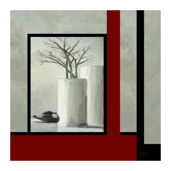 cuadros de bodegones - Cuadro -Moderno CM3334-