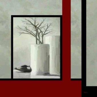 cuadros de bodegones - Cuadro -Moderno CM3334- - Medeiros, Celito