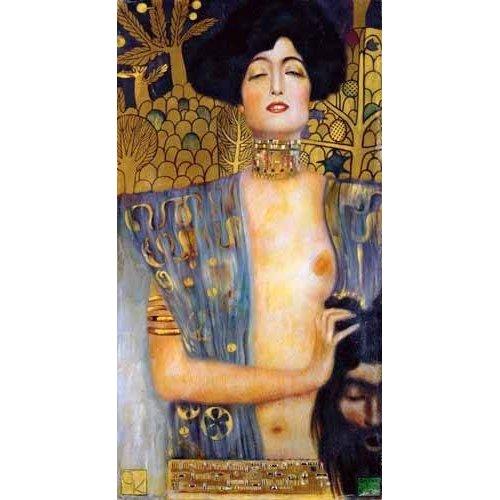 cuadros de retrato - Cuadro -Judith II-