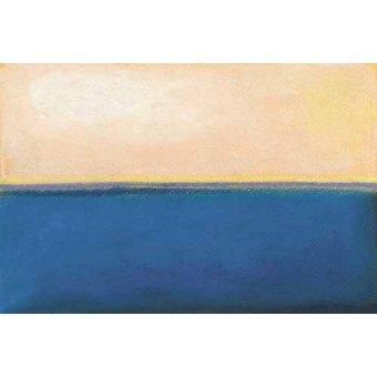 cuadros abstractos - Cuadro -Abstracto M_R_9_1- - Molsan, E.