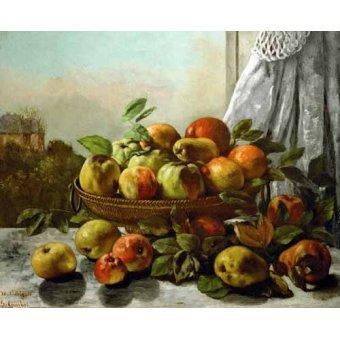 Cuadro -Bodegon con frutas-
