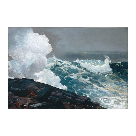 cuadros de marinas - Cuadro -Northeaster-