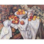 Cuadro -Manzanas y naranjas(1895-1900)-