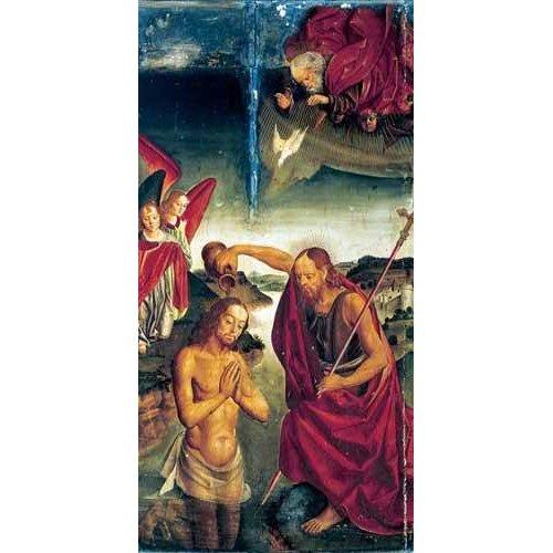 Cuadro -Bautismo De Cristo-