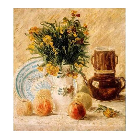 cuadros de bodegones - Cuadro -Bodegón, 1887-