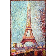 Cuadro -La Torre Eiffel-