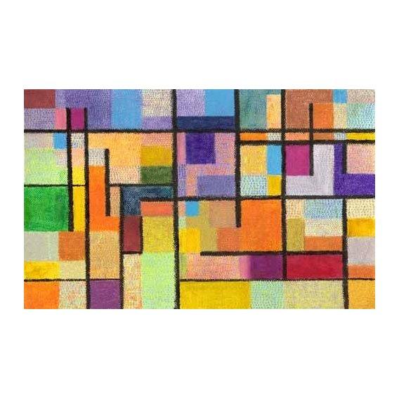 cuadros abstractos - Cuadro -Abstracto M_K_1-
