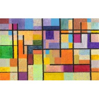 - Cuadro -Abstracto M_K_1- - Molsan, E.