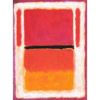 cuadros abstractos - Cuadro -Abstracto M_R_71- - Molsan, E.