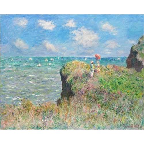 cuadros de paisajes - Cuadro -Etretat-