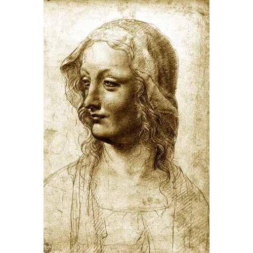 Cuadro -Cara de una mujer-