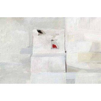 - Cuadro -Abstracto Greys (III)- - Vicente, E. Ricardo