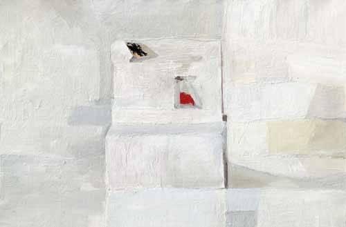 cuadros-abstractos - Cuadro -Abstracto Greys (III)- - Vicente, E. Ricardo