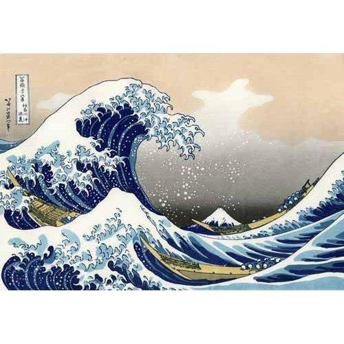 Cuadro -Tsunami-