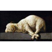 Cuadro -Agnus Dei, 1635-40-