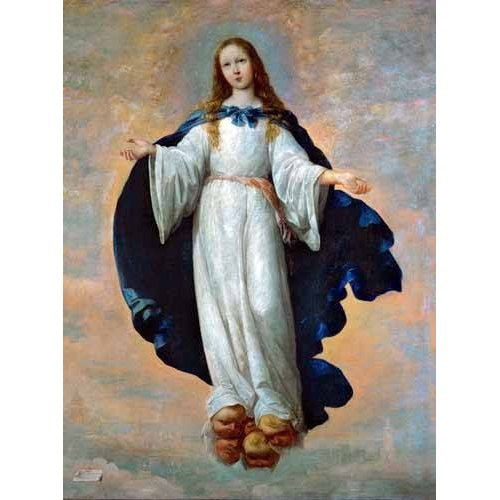 cuadros religiosos - Cuadro -La Inmaculada Concepcion (Purisima)-