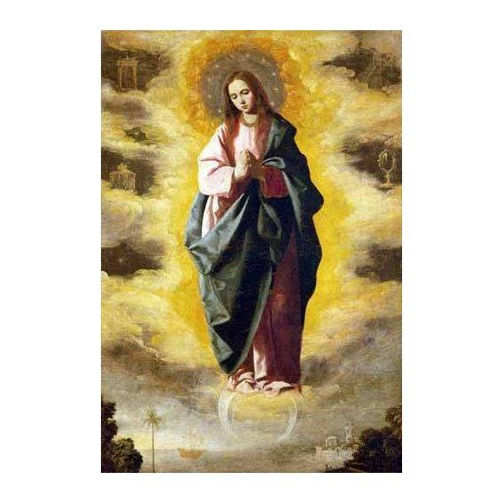 cuadros religiosos - Cuadro -La Inmaculada Concepcion-