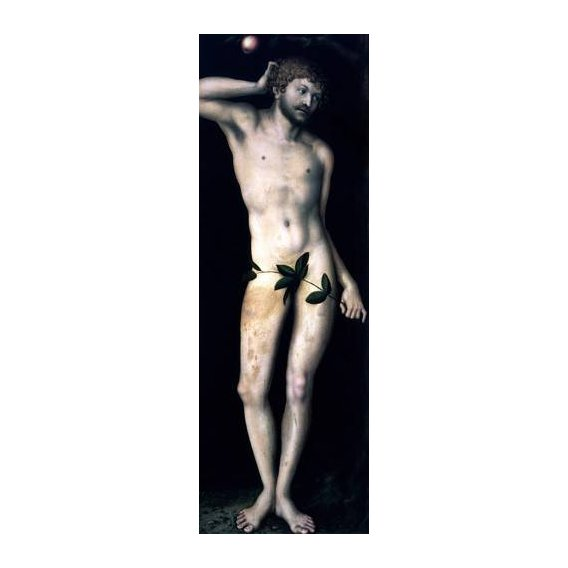 cuadros religiosos - Cuadro -Adan-