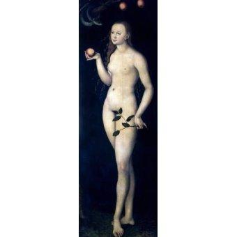 cuadros religiosos - Cuadro -Eva- - Cranach, Lucas