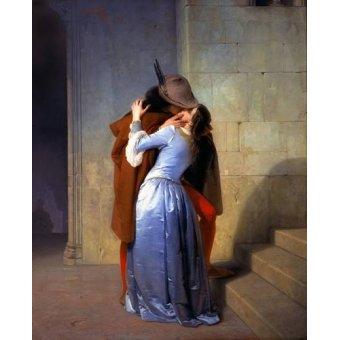 - Cuadro -The Kiss (El Beso)- - Hayez, Francesco