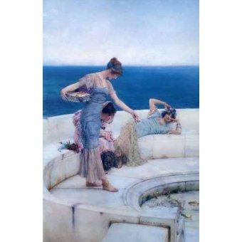 - Cuadro -Silver Favourites- - Alma-Tadema, Lawrence