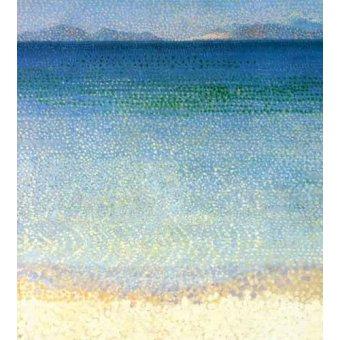cuadros de marinas - Cuadro -Las Islas de Oro- - Cross, Henri Edmond