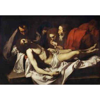 - Cuadro -Deposition- - Ribera, Jose de