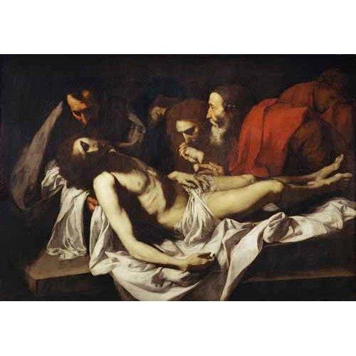 cuadros religiosos - Cuadro -Deposition-