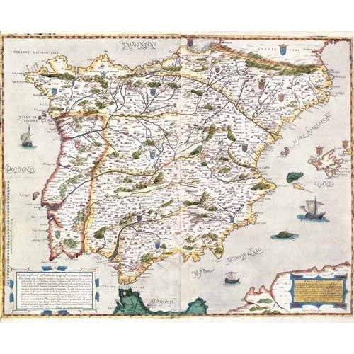 Cuadro -España antiguo-1 -