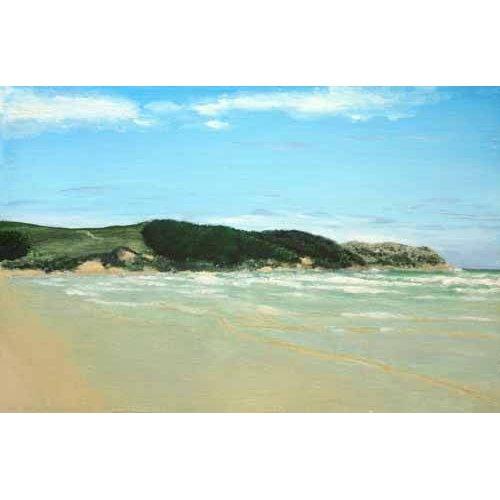 cuadros de marinas - Cuadro -Playa Cantabria-
