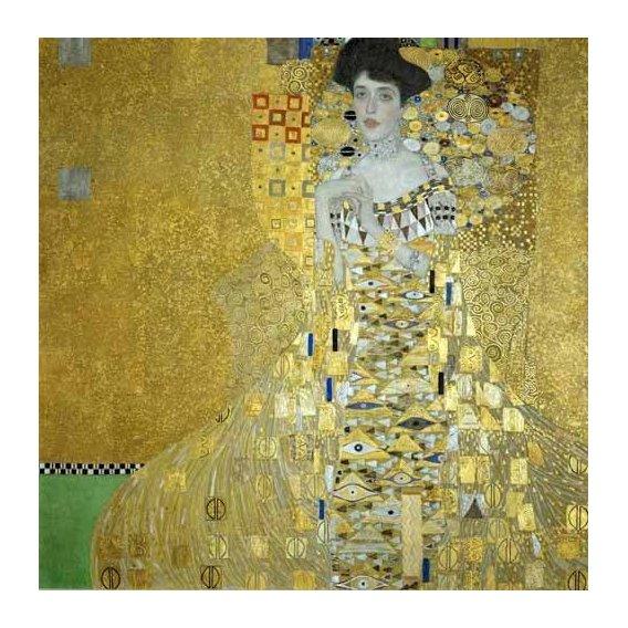 cuadros de retrato - Cuadro -Retrato de Adele Bloch-Bauer I-