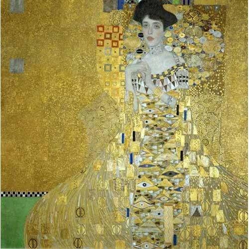 Cuadro -Retrato de Adele Bloch-Bauer I-