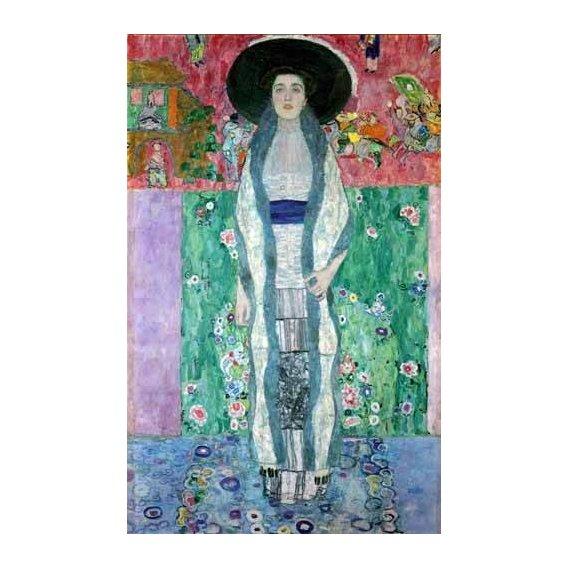cuadros de retrato - Cuadro -Mrs Adele Bloch-Bauer II-