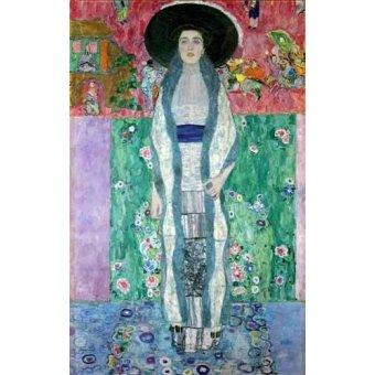 - Cuadro -Mrs Adele Bloch-Bauer II- - Klimt, Gustav