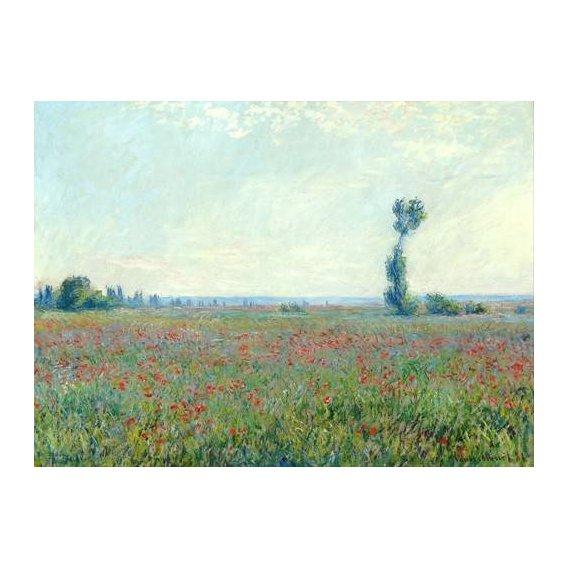 cuadros de paisajes - Cuadro -The Poppy Field near Giverny-
