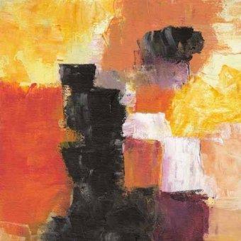 cuadros abstractos - Cuadro -Aabsen 21- - Vicente, E. Ricardo