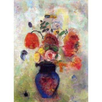 - Cuadro -Bouquet de flores 2- - Redon, Odilon