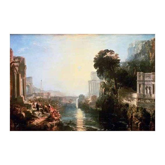 cuadros de paisajes - Cuadro -The Rise Of The Carthaginian Empire, 1815-