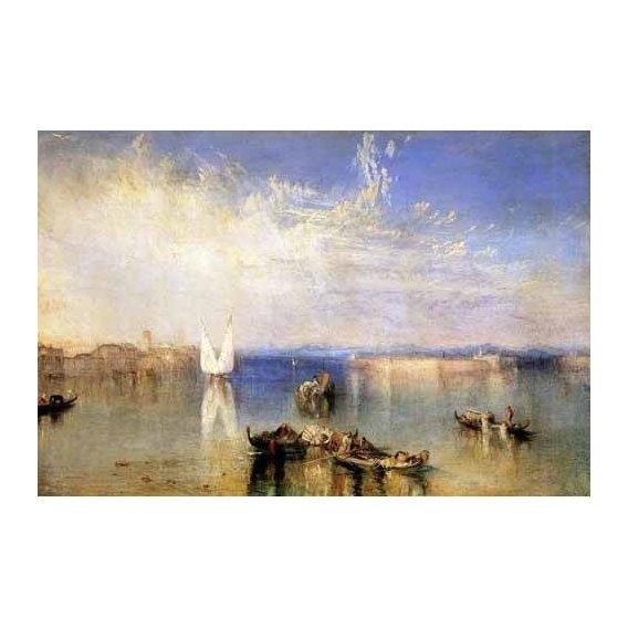 cuadros de marinas - Cuadro -Campo Santo, Venecia-