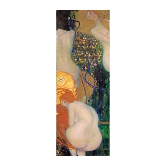 cuadros de desnudos - Cuadro -Goldfish, 1901-2-