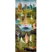 Cuadro -El Jardin De Las Delicias (Detalle Panel izquierdo)-