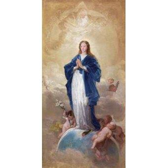 - Cuadro -La Inmaculada Concepción, 1784- - Goya y Lucientes, Francisco de