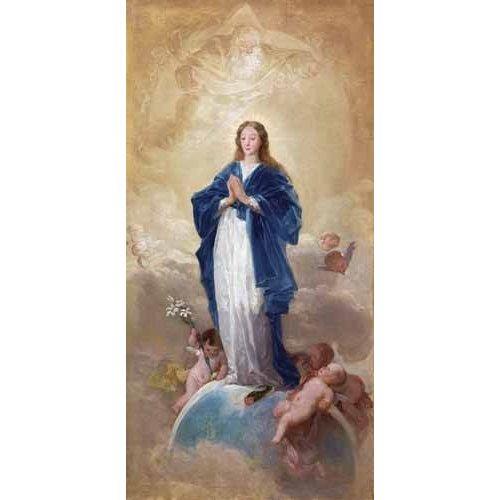 cuadros religiosos - Cuadro -La Inmaculada Concepción, 1784-