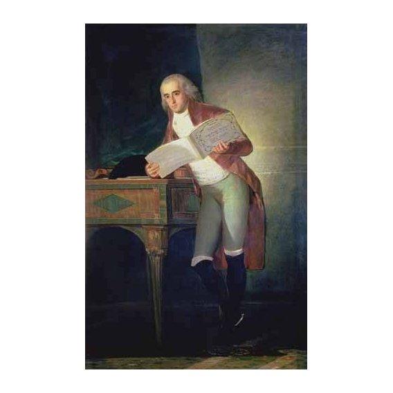 cuadros de retrato - Cuadro -El Duque De Alba, 1795-