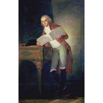 - Cuadro -El Duque De Alba, 1795- - Goya y Lucientes, Francisco de