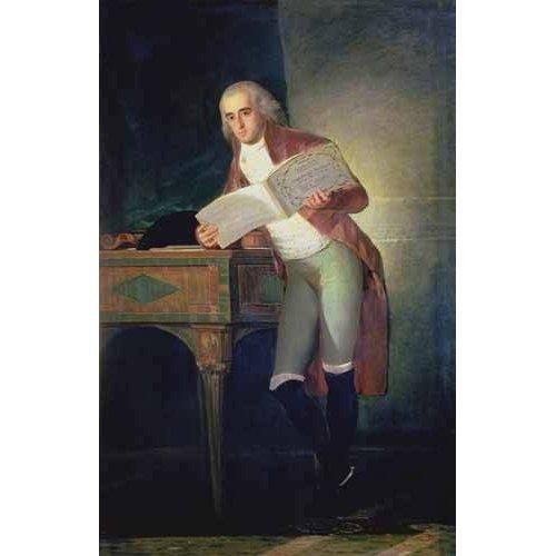 Cuadro -El Duque De Alba, 1795-