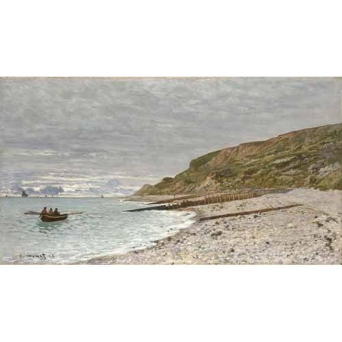 Cuadro -Sainte-Adresse, La Pointe de la Hève, 1864-