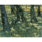 Cuadro -Undergrowth, 1889-