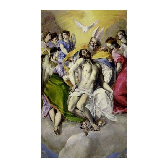 cuadros religiosos - Cuadro -Trinidad-